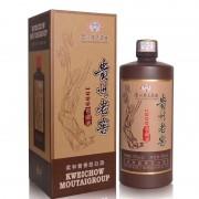 茅台贵州老窖1999窖藏酒柔和酱香型白酒53度500ml