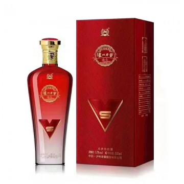 泸州老窖VS浓香型白酒52度500ml