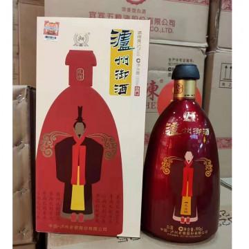 泸州老窖礼传白酒52度999ml