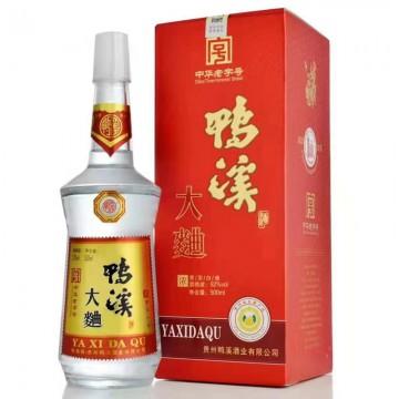 鸭溪大曲浓香型白酒500ml