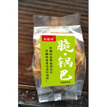 好趣味脆锅巴销魂香辣味