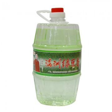满洲绿豆香42度4L