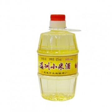 满洲小米酒42度1L