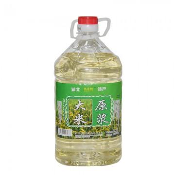 原浆大米酒42度2.5L