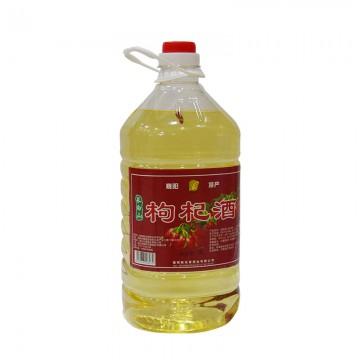 长白山枸杞酒4L