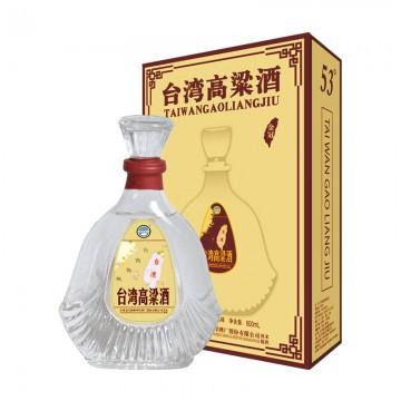 600ml台湾高粱酒53度(金冠)