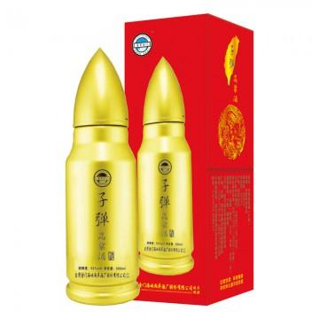 500ml台湾高粱酒52度(子弹)