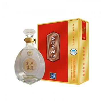 500ml台湾高粱酒52度(珍藏)