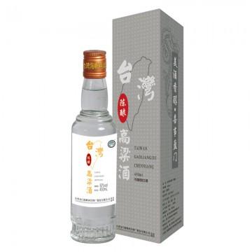 450ml台湾高粱酒52度(陈酿)