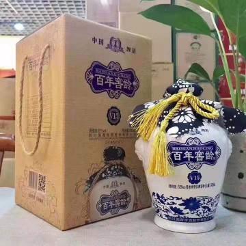 四川国藏窖酒百年窖龄V15