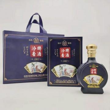 汾牌杏酒1965