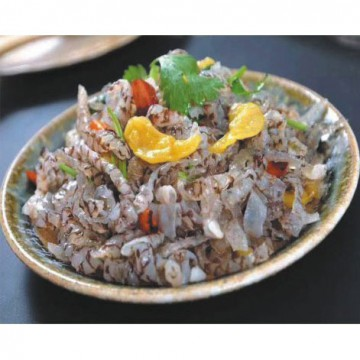 泡椒鱼皮(1×50袋)