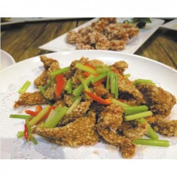雪花牛肉片(1×15斤)