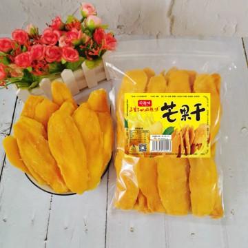好趣味三生三世好趣味芒果干500克/袋