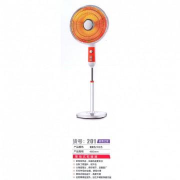扬子落地式取暖器 货号201碳素红管